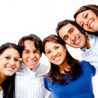 Happy group of — Stock Photo #10267457