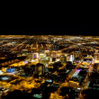 Photo: Las Vegas at night