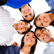Group of close friends — Stock Photo #10445543