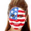 American woman — Stock Photo #10505699