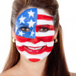 American woman — Stock Photo #10505714