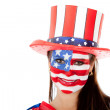American woman — Stock Photo #10505716