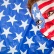 American woman — Stock Photo #10505736