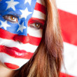 American woman — Stock Photo #10505745