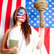 Statue of Liberty — Stock Photo #10505749