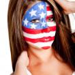 American woman — Stock Photo
