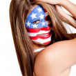 American woman — Stock Photo #10505780