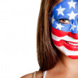American woman — Stock Photo #10505784