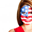American woman — Stock Photo #10505789
