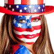 American woman — Stock Photo #10505794