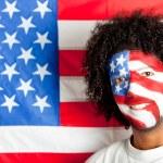 amerikanischer Mann — Stockfoto