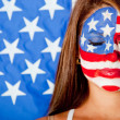 American woman — Stock Photo