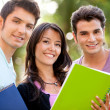 Group of students — Stock Photo #10505869