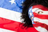 Amerykanin — Zdjęcie stockowe