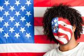 American man — Stock Photo