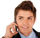 ビジネス電話 — ストック写真