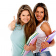 Female students — Stock Photo #10588338