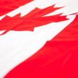 Flag from Canada — Stock Photo