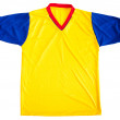 Colombian football shirt — Stock Photo