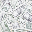 Royalty-Free Stock Photo: Bunch of dollar bills