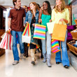 Group of shopping — Stock Photo #10597769