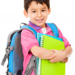Elementary school student — Stock Photo #10719341