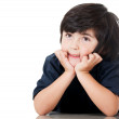 Pensive boy — Stock Photo #10734672