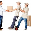 Delivery services — Stock Photo #8832138