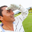Male golf player — Stock Photo #8832518