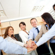 Business teamwork — Stock Photo #8849283