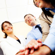 Business teamwork — Stock Photo #8849288