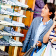 Couple shopping — Stockfoto #8849434