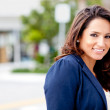 Beautiful Latin woman — Stock Photo #8849569