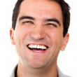 Happy man laughing — Stock Photo #8849657