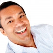 Stock Photo: Happy man portrait