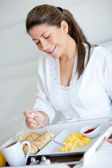 Room service — Stock Photo