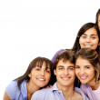 Group of friends — Stock Photo #8850087