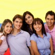 Colombigroup of — Stock Photo #8850102