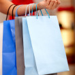 Shopping bags — Stock Photo #8850392