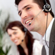 Business consultants — Stock Photo #8850434