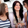 Female shoppers — Stock Photo #8850520