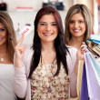 Shopping sales — Stock Photo #8850525
