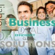 Business graph — Stock Photo #8850551