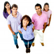 Group of teenagers — Stockfoto #8850610