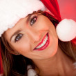 Stock Photo: Mrs. Claus