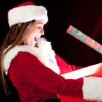 Christmas present — Stock Photo #8850941