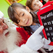 Counting days until Christmas — Stock Photo #8850967