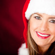 Stock Photo: Gorgeous Mrs Claus