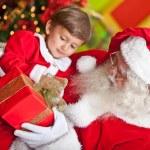 Christmas present — Stock Photo #8851055