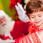 Christmas present — Stock Photo #8851069
